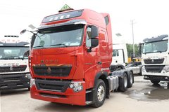 中国重汽 HOWO T7H重卡 440马力 6X4危化品牵引车(重汽16挡铝壳)(ZZ4257V324HE1W) 卡车图片