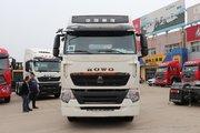 中国重汽 HOWO T7H重卡 440马力 6X4 LNG牵引车(国六)(ZZ4257V384HF1LW)