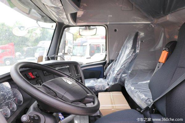 中国重汽 HOWO T7H重卡 460马力 6X4牵引车(16挡)(ZZ4257W324HE1B)
