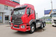 中国重汽 豪瀚N7G重卡 460马力 6X4牵引车(ZZ4255V3446E1) 卡车图片