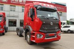 中国重汽 豪瀚N7G重卡 440马力 6X4 LNG牵引车(国六)(ZZ4255V3846F1L)