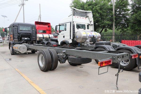 优惠0.4万赤峰HOWOTX5载货车促销中
