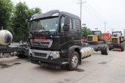 中国重汽 HOWO TX 290马力 4X2 9.52米LNG厢式载货车(国六)(ZZ5187XXYN711GF1L)