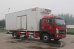 中国重汽HOWO G5X 220马力 4X2 6.64米冷藏车(ZZ5187XLCK561DF1)图片