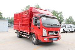 跃进 福运X500-33 143马力 4.2米单排仓栅式轻卡(SH5042CCYKFDCWZ4) 卡车图片