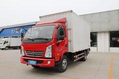 跃进 福运X300-33 115马力 4.18米单排厢式轻卡(SH5042XXYKFDCMZ) 卡车图片