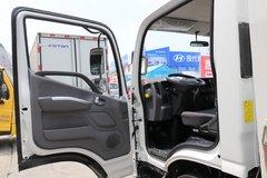 奥铃新捷运载货车驾驶室                                               图片