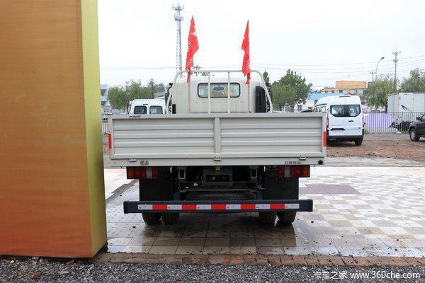 回馈客户凯运强劲版载货车仅售9.65万