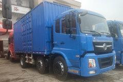 东风新疆 畅行D3V 220马力 6X2 5.4米厢式载货车(DFV5250XXYGD5D) 卡车图片
