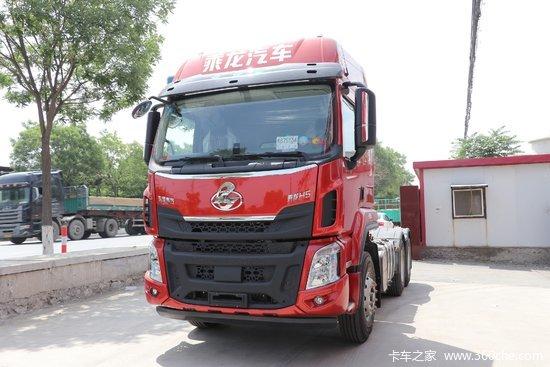 东风柳汽 乘龙H5 430马力 6X4牵引车(国六)(LZ4250H5DC1)