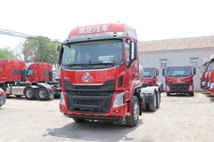 东风柳汽 乘龙H5重卡 400马力 6X4 LNG牵引车(国六)(LZ4250H5DM1)