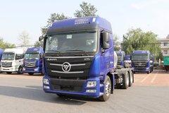 福田 欧曼GTL 6系重卡 基本型 460马力 6X4 LNG牵引车(国六)(BJ4259L6DLL-01) 卡车图片