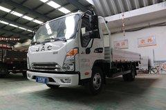 江淮 康铃J5 129马力 4.18米单排栏板轻卡(国六)(HFC1045P22K1C7S) 卡车图片