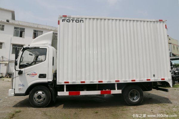 降价促销奥铃新捷运载货车仅售17.70万