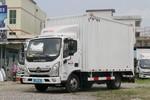 福田 奥铃新捷运 青春版 130马力 4.14米单排厢式轻卡(采埃孚6挡)(BJ5048XXY-A2)图片