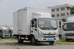 福田 奥铃新捷运 青春版 130马力 4.14米单排厢式轻卡(法士特6挡)(BJ5048XXY-A2)图片