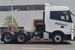 三一集团 英杰版 500马力 6X4牵引车(白色)(HQC4250T)图片