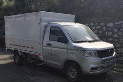 五菱 荣光新卡 1.8L 125马力 汽油 2.975米单排翼开启厢式微卡(LQG5028XYKT6) 卡车图片