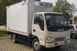 江淮 康铃J3 88马力 4X2 3.7米冷藏车(HFC5040XLCP93K1B4V)图片