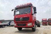 陕汽重卡 德龙L3000 轻量化版 245马力 4X2 6.55米仓栅式载货车(SX5180CCYLA12)