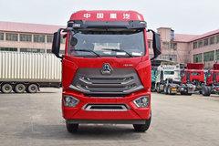 中国重汽 豪瀚N5W重卡 340马力 4X2 牵引车(ZZ4185N361WE1) 卡车图片