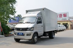 凯马 K23 1.5L 113马力 3.3米单排厢式微卡(国六)(KMC5035XXYQ319D6) 卡车图片