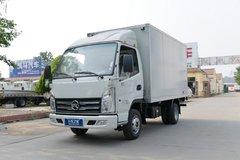 凯马 K1 113马力 3.56米单排厢式轻卡(国六)(KMC5036XXYQ280DP6) 卡车图片