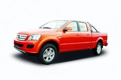黄海 大柴神 至尊版 豪华型 2012款 两驱 2.4L汽油 双排皮卡