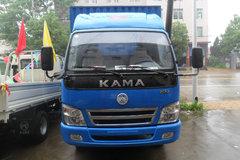 凯马好运来 106马力 4.2米单排厢式轻卡 卡车图片