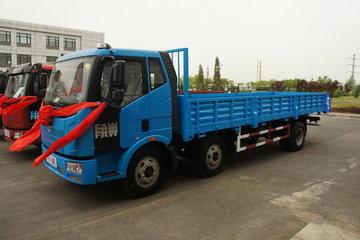 解放 J6L中卡 220马力 6X2 栏板载货车(CA1250P62K1L5T3E)
