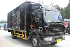 东风柳汽 乘龙609中卡 160马力 4X2 6.8米厢式载货车(LZ5121XXYLAP) 卡车图片