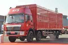 福田 瑞沃ADX 科技版 260马力 8X4 栏板载货车(BJ1312VPPHJ-F1) 卡车图片