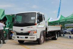 开瑞 绿卡S 129马力 4米排半栏板轻卡(SQR1042H01D) 卡车图片