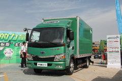 开瑞绿卡2T 130马力 4.2米单排厢式轻卡 卡车图片