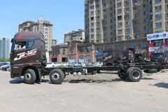 青岛解放 JH6 领航版 290马力 6X2 7.7米冷藏车(CA5250XLCP26K1L5T3E5A80)