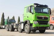 中国重汽 HOWO TX重卡 340马力 8X4 5.6米自卸车(ZZ3317N256GE1)