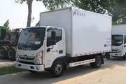 福田 奥铃速运 156马力 4X2 4.085米冷藏车(BJ5048XLC8JEA-AB2)