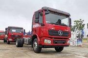 陕汽重卡 德龙L3000 旗舰版 220马力 4X2 6.75米厢式载货车(SX5180XXYLA5012)