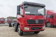 陕汽重卡 德龙L3000 旗舰版 245马力 6X2 9.5米仓栅式载货车(SX5250CCYLA9)