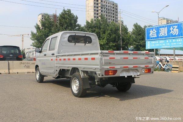降价促销达州五菱荣光载货车仅售5.66万