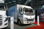 东风柳汽 乘龙L3 9.4T 4X2 单排氢燃料电动厢式载货车(LZ5090XXYL3AZFCEV101)