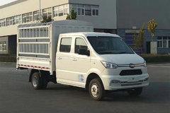 凯马 锐捷 1.6L 122马力 汽油 2.87米双排仓栅式微卡(国六)(KMC5033CCYQ360S6) 卡车图片