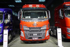 东风柳汽 乘龙H5中卡 高配版 240马力 4X2 6.8米栏板载货车(LZ1182M3AB) 卡车图片