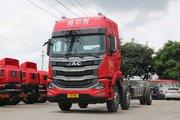 江淮 格尔发A5W重卡 2020款 285马力 6X2 9.6米栏板载货车(HFC1251P1K3D54S3V)