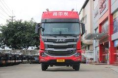 江淮 格尔发A5W重卡 240马力 6X2 9.5米翼开启厢式载货车(HFC5251XYKP2K2D54V)图片