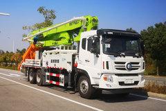 重汽王牌 捷狮 290马力 6X4 混凝土泵车(CDW5330THBA1S5)