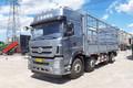 三环十通 御龙重卡 280马力 8X2 8米仓栅式载货车(STQ5311CCYA5)图片