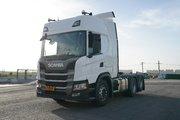 斯堪尼亚 G系列重卡 500马力 6X2R牵引车(型号5G500)