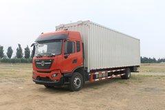 东风商用车 天锦KR 245马力 4X2 9.8米翼开启厢式载货车(DFH5180XYKEX41)