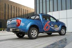 郑州日产 锐骐6 2020款 2.3L柴油 163马力 四驱 双排皮卡(国六)